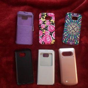 Accessories - S7 edge phone cases